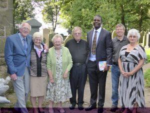 Visiting preachers and elders