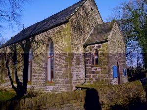 Tockholes chapel